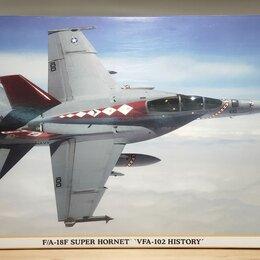 Сборные модели - F/A-18F super hornet 1/72 Hasegawa 00960, 0