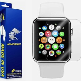 Аксессуары для умных часов и браслетов - Пленка Armorsuit для Apple Watch 42 мм 44 мм, 0