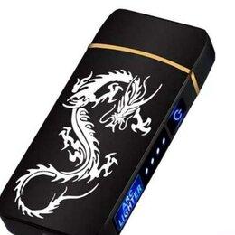 Пепельницы и зажигалки - USB зажигалка с дизайном дракона, 0