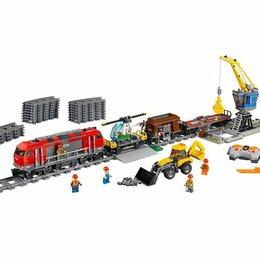 Автокресла - Конструктор Грузовой поезд K8014 (1078 дет.), 0