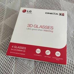 3D-очки - 3D очки LG AG-F310(x4), 0