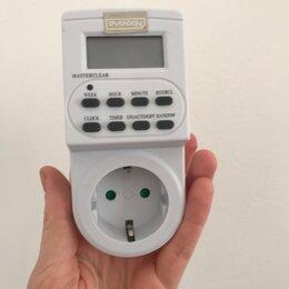 Термометры и таймеры - Электронный таймер с розеткой тге 2 б, 0