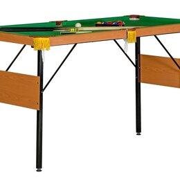 Столы - Бильярдный стол Hobby 4.5 фута. Пул, 0