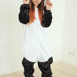 Кигуруми - Пижама кигуруми Панда Premium детский, 10-11 лет (135-140 см), 0