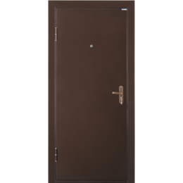 Входные двери - Металлическая дверь СПЕЦ, 0