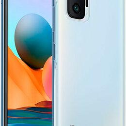Мобильные телефоны - Xiaomi RedMi Note 10 Pro 6/64Gb Glacier Blue Global Version, 0