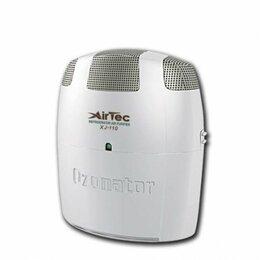 Ионизаторы - Воздухоочиститель-ионизатор AirTec XJ-110, 0