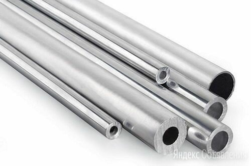 Труба Алюминиевая 65х1,2 АмцМ, Ак6Т,92048-90, Амг2, Амг2м по цене 155₽ - Металлопрокат, фото 0