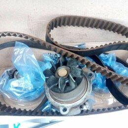 Двигатель и топливная система  - Комплект грм + помпа лада гранта 16v gаtes, 0