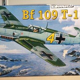 Сборные модели - Bf 109 T-1 1/72 Amodel 7214, 0