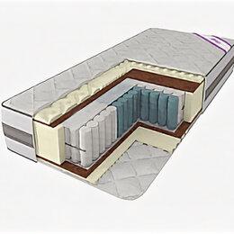 Матрасы - Матрас с независимым пружинным блоком ЛегкоМаркет Ника TFK (256)  зональный, 0
