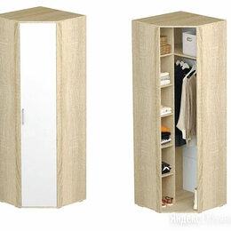 Шкафы, стенки, гарнитуры - Шкаф угловой светлый, 0