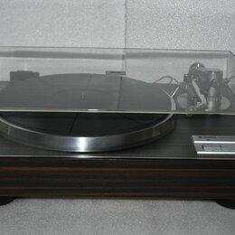 Проигрыватели виниловых дисков - Проигрыватель винила YAMAHA YP-D9, 0