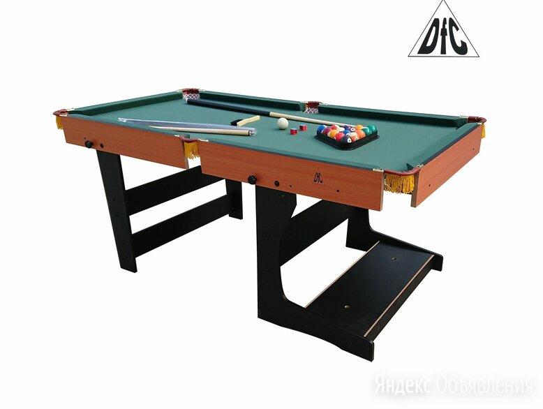 """Бильярдный стол DFC """"TRUST 6"""" складной по цене 29990₽ - Столы, фото 0"""