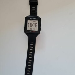Пульсометры и шагомеры - Фитнес часы / браслет / пульсометр Sigma iD.GO, 0