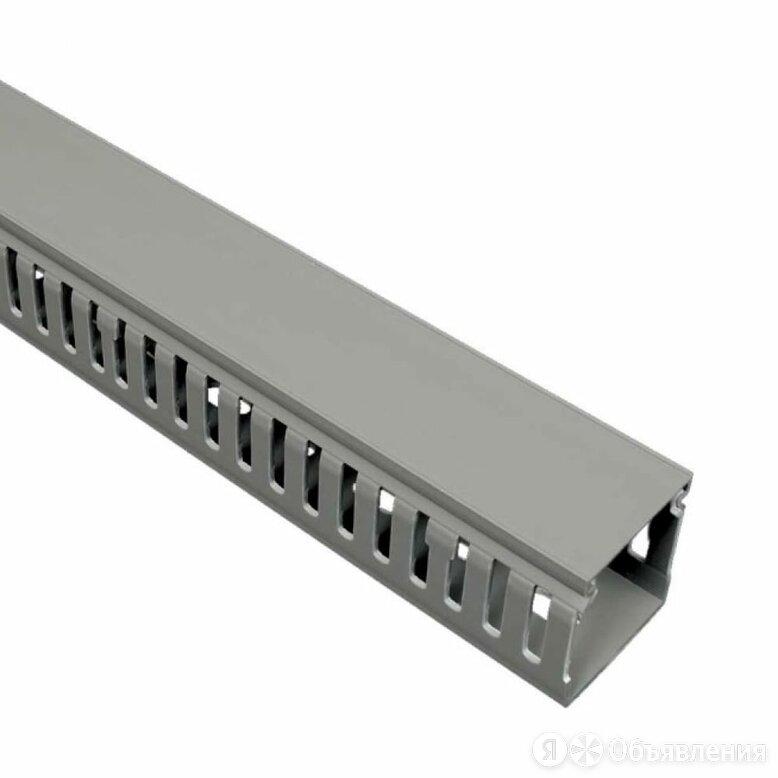 Перфорированный кабельный канал KOPOS RK 25X75_LD по цене 806₽ - Кабеленесущие системы, фото 0