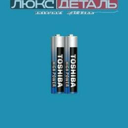 Батарейки - TOSHIBA LR03GCPSP2 Батарейка , 0