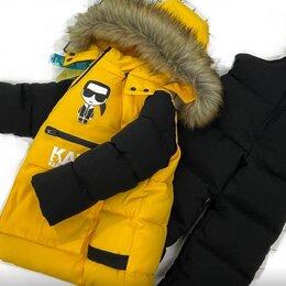 Комплекты верхней одежды - Зимний комплект бендoвый, 0