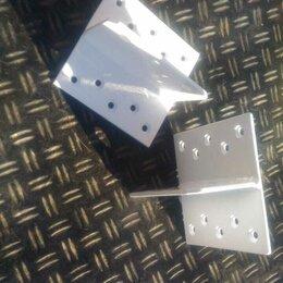 Уголки, кронштейны, держатели - Т-образные кронштейны для скрытого крепления балки на стену, 0