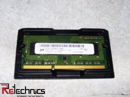 Модули памяти - RAM SO-DIMM M.tec DDR3 2048/12800/1600, 0