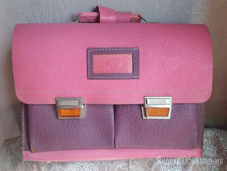 Портфель ранец кожаный США по цене 5900₽ - Портфели, фото 0