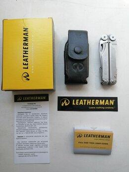 Ножи и мультитулы - Мультитул Leatherman Wave , 0
