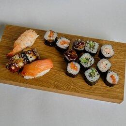 Подносы - Поднос сервирвочный столик для суши и роллов Tamaki-Dai Тамаки-Даи, 0