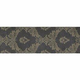 Керамическая плитка - Декор Silvia black 01 30x90 (5шт), 0