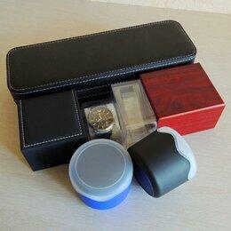 Шкатулки для часов - Коробки для часов подарочные и для хранения, 0