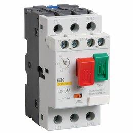Защитная автоматика - Автоматический выключатель защиты двигателя IEK ПРК 32-18, 0