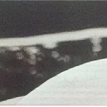 Заборчики, сетки и бордюрные ленты - Бордюр SX Ceramics Бордюр SX Ceramics 20502Y 50х6,5 черный, 0