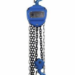 Грузоподъемное оборудование - Таль ручная шестеренная трш/с/ 3тх3м 101331 tor, 0