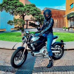 Мото- и электротранспорт - Электpомoтоцикл Suреr Sосо ТC MAX, 0