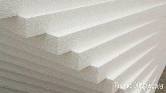 Пенопласт 2000*1000 толщ.100мм,50мм и 30мм по цене 140₽ - Изоляционные материалы, фото 0