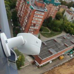 Камеры видеонаблюдения - Видеонаблюдение за стройкой, 0