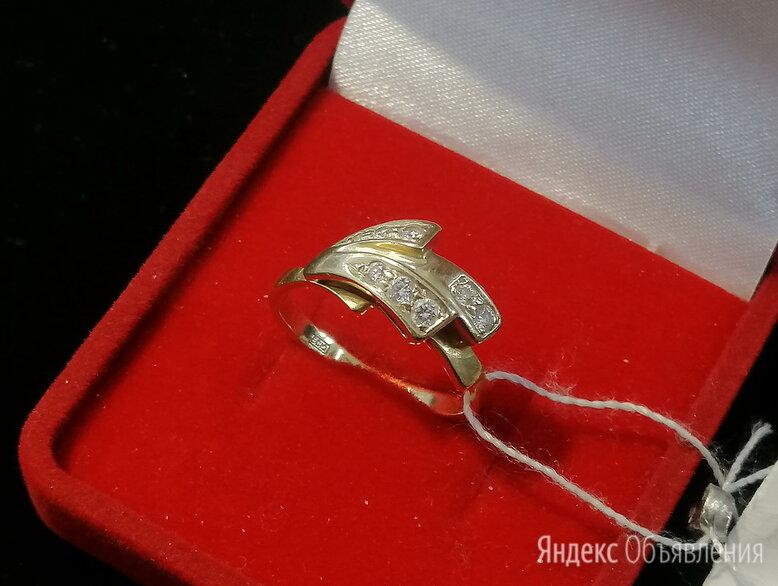Кольцо с бриллиантом золотое по цене 24900₽ - Кольца и перстни, фото 0