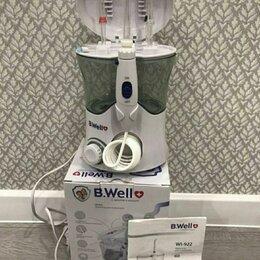 Полоскание и уход за полостью рта - Ирригатор b.well wi-922 белый, 0
