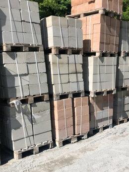 Строительные блоки - Блоки бетонные некондиция, 0