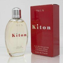 Парфюмерия - Kiton Men (Kiton) туалетная вода (EDT) 75 мл, 0