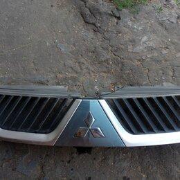 Кузовные запчасти - Решетка радиатора (7450A037ZZ) Mitsubishi Outlander XL , 0