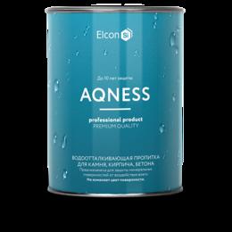 Пропитки - Водоотталкивающая пропитка для бетона Elcon Aqness   0,9 л, 0