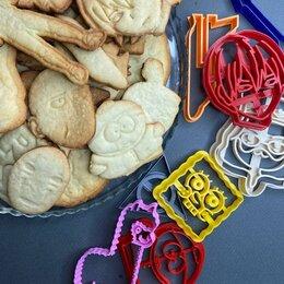 Посуда для выпечки и запекания - Формочки для печенья на заказ, 0