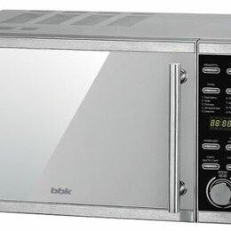 Микроволновые печи - Микроволновая Печь BBK 25MWC-990T/S-M, 0