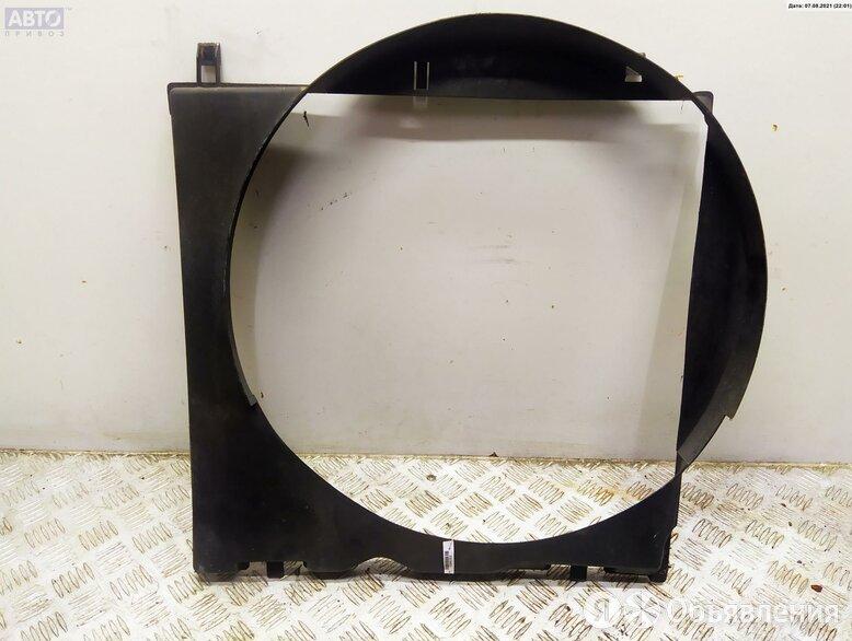 Диффузор (кожух) вентилятора радиатора Mercedes W210 (E) 3л Дизель D 2105050155 по цене 2000₽ - Двигатель и топливная система , фото 0