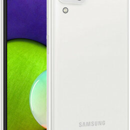 Мобильные телефоны - Samsung Galaxy A22 4/64Gb белый A225FZ (EAC), 0