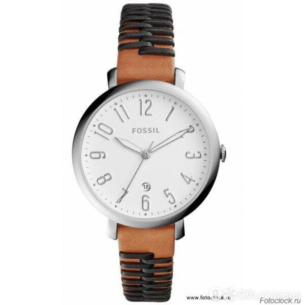 Наручные часы Fossil ES 4208 / ES4208 по цене 9220₽ - Наручные часы, фото 0