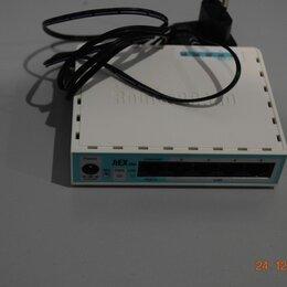 Проводные роутеры и коммутаторы - Роутер микротик Mikrotik hex lite rb750r2, 0