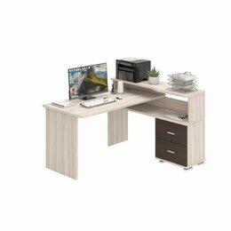 Компьютерные и письменные столы - СР-620-140С компьютерный стол, 0