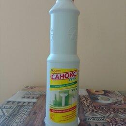 Бытовая химия - Чистящее средство для сантехники санокс, 750мл, 0