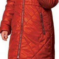 """Пальто - Пальто зимнее для девочки """"Селия"""", цвет терракотовый, арт. 05120-7, размер 38..., 0"""